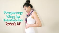 Pregnancy Vlog: Week 10 (Back pain etc.)|SohnBearden