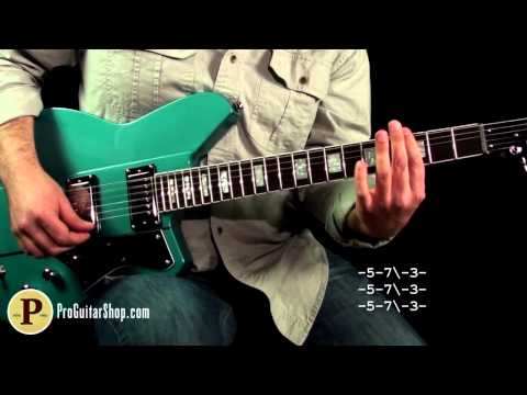 Soundgarden - Spoonman Guitar Lesson