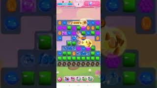 Candy Crush Saga - Hard Level 496 (14 Moves) Solved