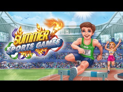 Summer Sports Games - official Trailer - Sony PS4