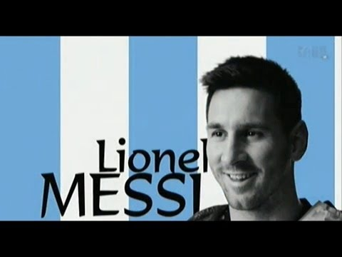 E:60 - Lionel Messi Full Interview with ESPN - YouTube