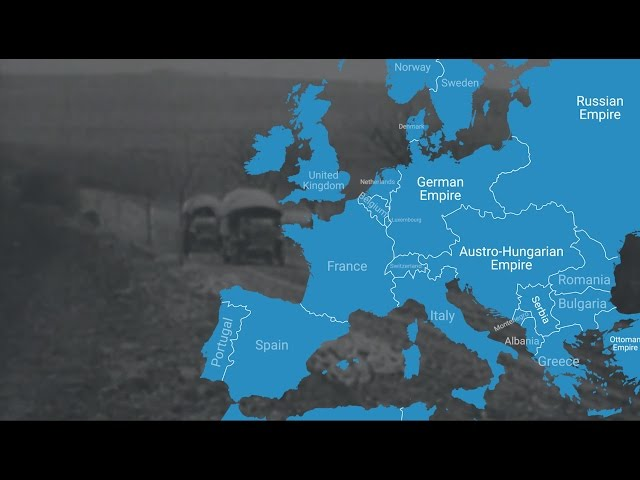 Kako Je Prvi Svetski Rat Menjao Granice Evrope Sputnjik Srbija