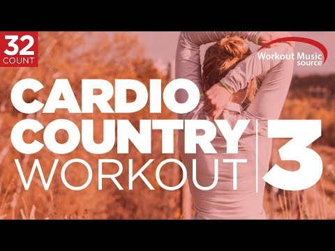Workout Music Source // Cardio Country Workout Mix 3 // 32 Count (135-150 BPM)