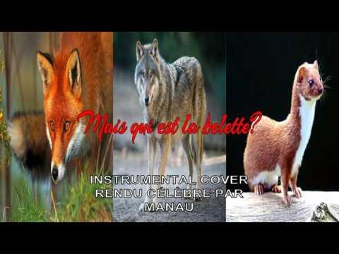 MANAU - Mais qui est la belette? // Cover by Volpe Production