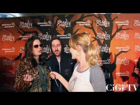 Katie Lowes & Adam Shapiro Talk Relationship, Scandal, & Gladiators