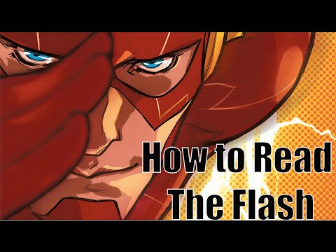 How To Start Reading The Flash