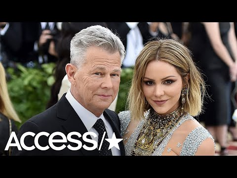 Katharine McPhee And David Foster Are Married Mp3
