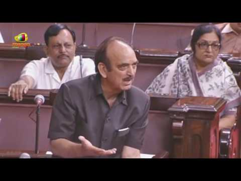Ghulam Nabi Azad Flays Manohar Parrikar Over His Comments On Aamir Khan Intolerance Statement