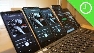 Google Pixel 3 front-facing speakers vs. Pixel 2 XL, Home Mini, more