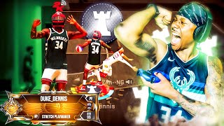 Legend Stretch Playmaker Build BREAKING EVERYONES ANKLES At The 1v1 Court! Best Build NBA 2K20
