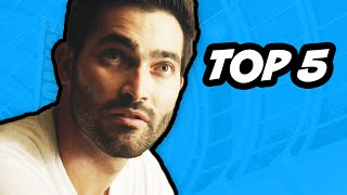 Teen Wolf Season 4 Episode 11 - TOP 5 WTF Moments