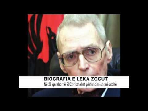 BIOGRAFIA E LEKA ZOGUT ABC NEWS.wmv