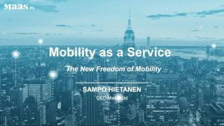 Mobility as a Service   the new transport paradigm thumbnail