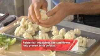 Chefmd® Recipe: Roasted Cauliflower Soup