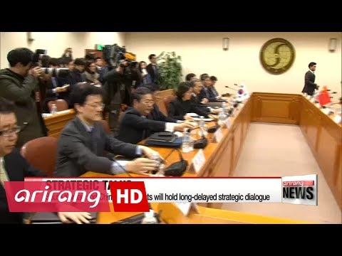 South Korean and Chinese diplomats to hold high-level strategic talks