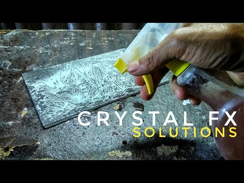 Tutorial How to Make Crystal fx Solutions