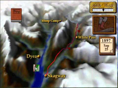 Yukon Trail Walkthrough