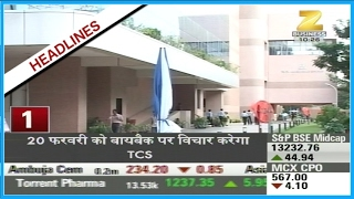 2% share rise after the news of buyback in TCS