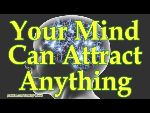 Believe In Your Subconscious Mind, Attract Wealth Prosperity Abundance Law of Attraction Confidence