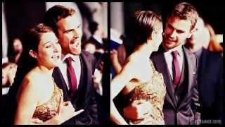 shailene&theo | what if this could be a real love