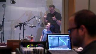 Tayt Goes Behind the Scenes at Pixar!