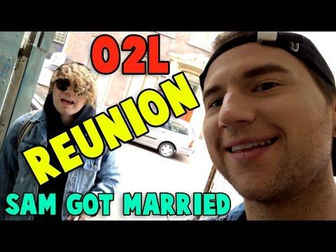 O2L REUNION AT SAM'S WEDDING