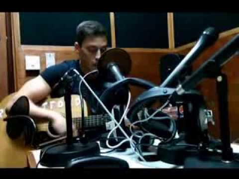 Peter Whitford  Play Me Like a Record Baby Over & Over  Live in the RadioDBS Studio