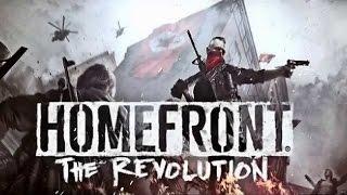Homefront: The Revolution — Релиз с русским матом! Играем! (60 FPS)  CryEngine!
