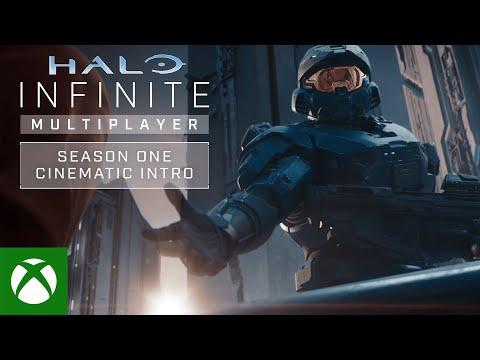 Halo Infinite Multiplayer - Season One Cinematic Intro