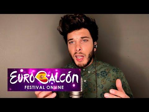 EUROBALCÓN: Blas Cantó canta 'Universo'   Eurovisión 2020