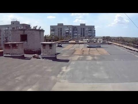 видео: Ремонт крыши с минимальными вложениями // многоэтажный дом