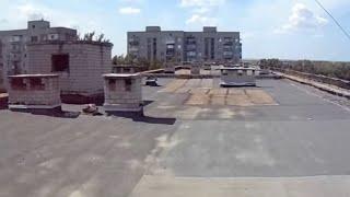 Ремонт крыши с минимальными вложениями // многоэтажный дом(, 2015-08-31T05:05:13.000Z)