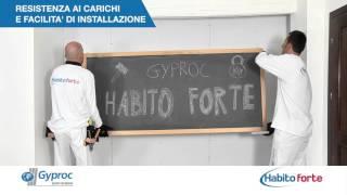 Con Habito Forte il cartongesso è cambiato. Per sempre.