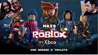 Spielen von Roblox auf Xbox One x. 03