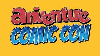 Aniventure Comic Con страхотно си прекарах :)