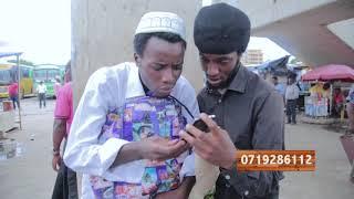 Cheki msambaa alivyouziwa sabuni pale Ubungo