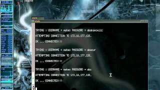 Telnet Bruteforce