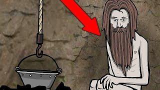 CZY ON... ŻYŁ W STUDNI PRZEZ PONAD 20 LAT?!! | Rusty Lake: Roots #7