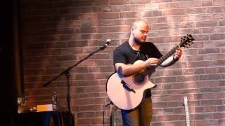 "Andy Mckee - ""Aerial Boundaries"" (Micheal Hedges) - Live @ Six Bars Jail, May 28th, 2015"