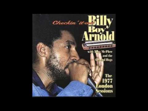 Just Got To Know , Billy Boy Arnold