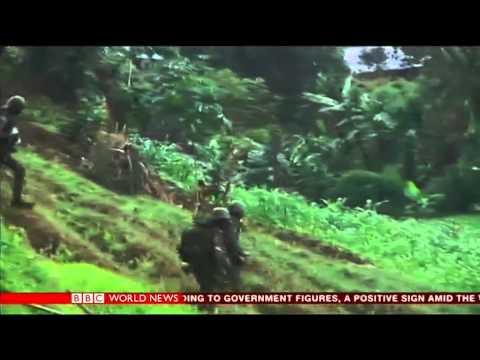 Ciara Riordan - DR Congo: Rape 'routine' in prisons - BBC World News