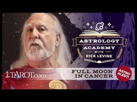 Full Moon in Cancer 2017 with Rick Levine