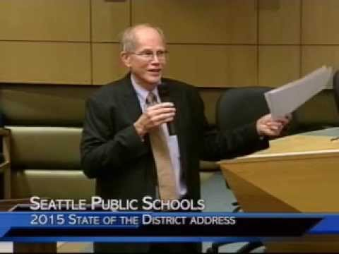 Seattle Public Schools 2015 State of the District Address