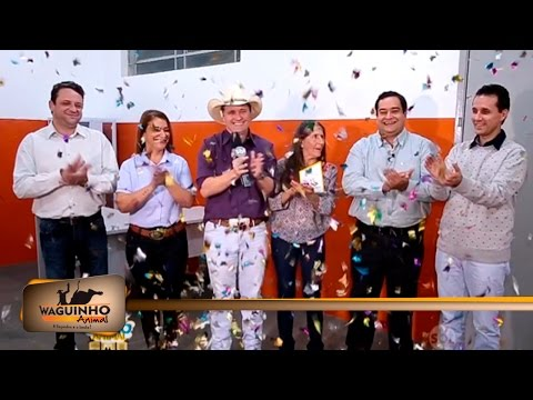 Waguinho Animal - Sonho Animal 28/05/16