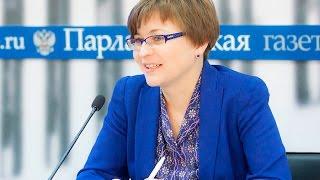 Людмила Бокова: Информационные технологии могут повысить качество образования в стране