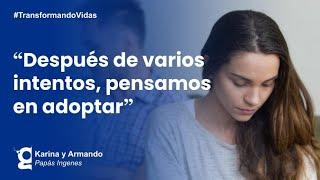 Conoce la historia de Armando y Karina | Ingenes