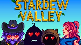 Non-Townspeople Favorite Gifts - Stardew Valley