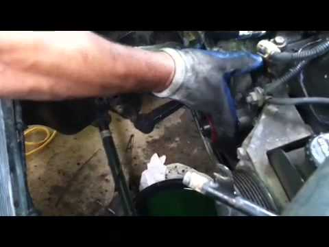Timing Cover Gasket Replacement 1996 Dodge Ram 1500 Brake M Youtube