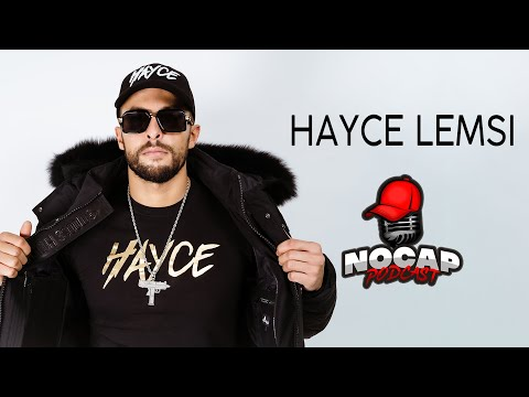 Youtube: PODCAST NO CAP #6 – HAYCE LEMSI