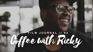 COFFEE WITH RICKY | Sony a6500 + Sigma 30mm 1.4 Lens - Sidney Diongzon
